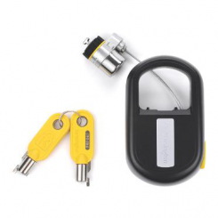 MicroSaver Retractable Notebook Lock