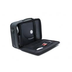 """SACOCHE pour Notebook jusqu'à 15.6"""" & imprimante (ou vidéopro) KOSKIN"""