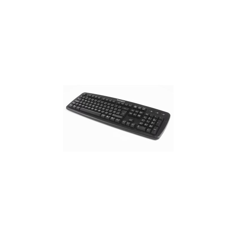 valukeyboard noir fr clavier filaire noir usb gp associes. Black Bedroom Furniture Sets. Home Design Ideas