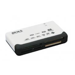 Lecteur de cartes tout en 1 USB 2.0