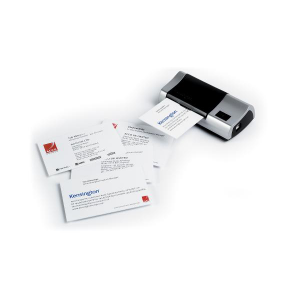 PocketScan Scanner De Cartes Visite USB20