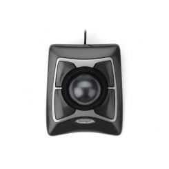 Expert Mouse Optique Black USB/Ps2 PC/Mac