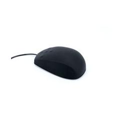 Souris étanche IP 68 5 boutons Combo Silicone Noire