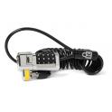 Câble Clicksafe Portable Combination Lock