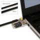 Câble ClickSafe Combination Lock Ultra Cable