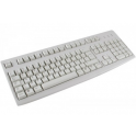 Clavier standard NTK. 105 touches Gris clair USB