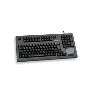 """Clavier 19"""" semi-mécanique 105T Touchpad Noir PS/2"""