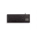 Clavier miniature mécanique bas profil, Touchpad USB Noir