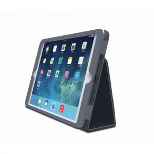 Comercio Soft Folio Case & Stand for iPad Air -  gris