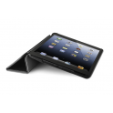 Black Snake Cover Stand Case for iPad Mini