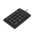 Notebook Keypad extra plat Noir USB