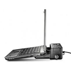 Câble de sécurité pour stations d'accueil HP version clé passe