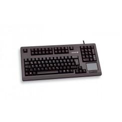 """Clavier 19"""" semi-mécanique 105T Touchpad Noir USB"""